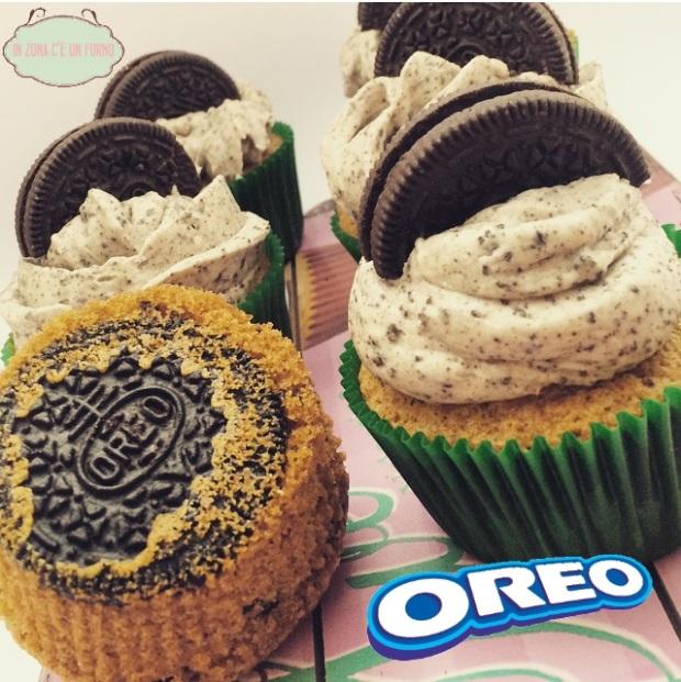 ricetta oreo cupcake